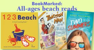 "<span class=""entry-title-primary"">BOOKmarked</span> <span class=""entry-subtitle"">The Best  Beach Reads - A can't miss list of by-the-water books</span>"