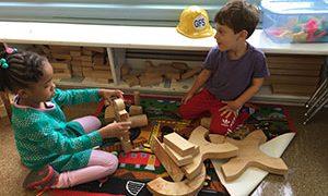 Why Preschool Children Need STEM and Spatial Reasoning