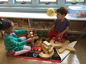 Why Preschool Children Need STEM and Spatial Reasoning