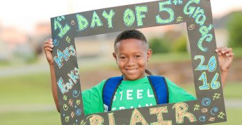 """<span class=""""entry-title-primary"""">First Day of School!</span> <span class=""""entry-subtitle"""">We asked for your First Day of School photos, and you delivered!</span>"""