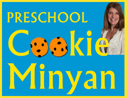 Cookie Minyan PreSchool Shabbat Service (birth-3's)