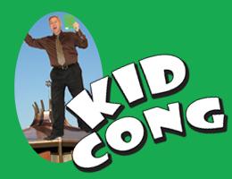 Kid Cong Shabbat Service (Grades 1-4)