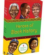 "CONTEST: Win a copy of ""Heroes of Black History"" for your classroom!"