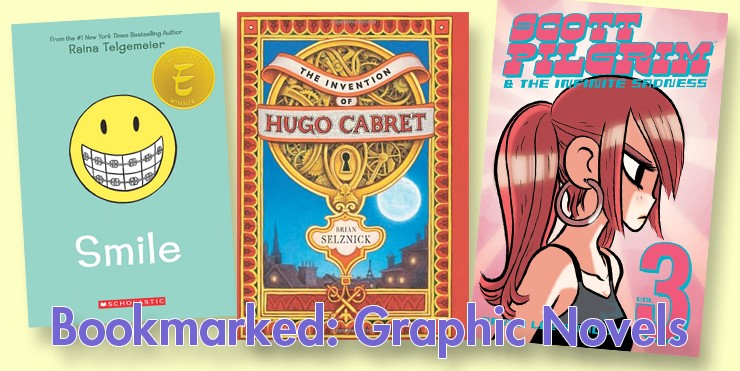 Bookmarked: Graphic Novels