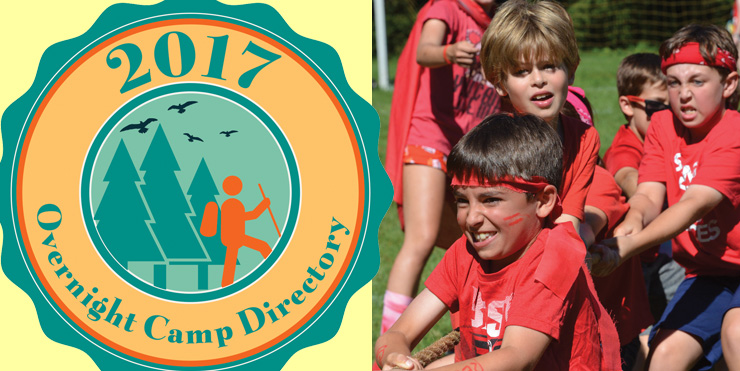 It's Here: Our 2017 Overnight Summer Camp Directory