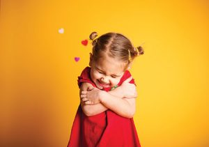 Teaching Children to Love—Themselves