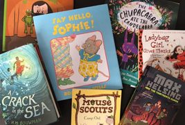 CONTEST: Win ten new books for your classroom library!