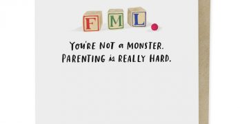 """<span class=""""entry-title-primary"""">Greeting Cards with a Kick</span> <span class=""""entry-subtitle"""">Parenting quandary? There's a card for that. </span>"""