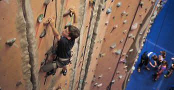 Four Rock Climbing Camp Benefits You May Not Know About
