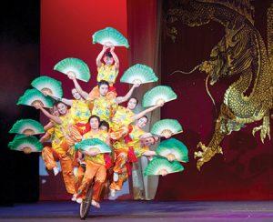 Peking-Acrobats