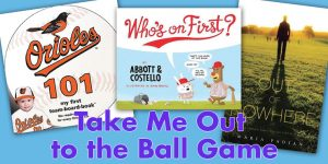 "<span class=""entry-title-primary"">Take Me Out to the Ball Game</span> <span class=""entry-subtitle"">These fun books are the next best thing to being on the field.</span>"