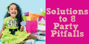 Solutions to 8 Party Pitfalls
