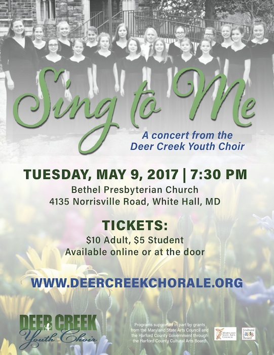Sing to Me: Deer Creek Youth Choir