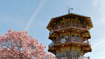 Battle of Baltimore and the Patterson Park Pagoda