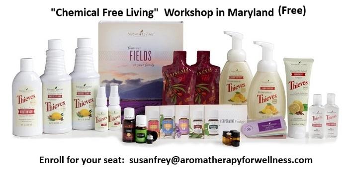 Chemical Free Living Workshop