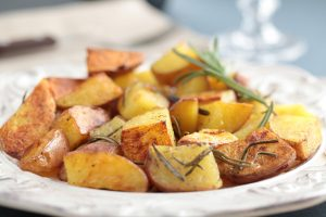 Snappy Side: Roasted Potatoes
