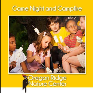Game Night and Campfire
