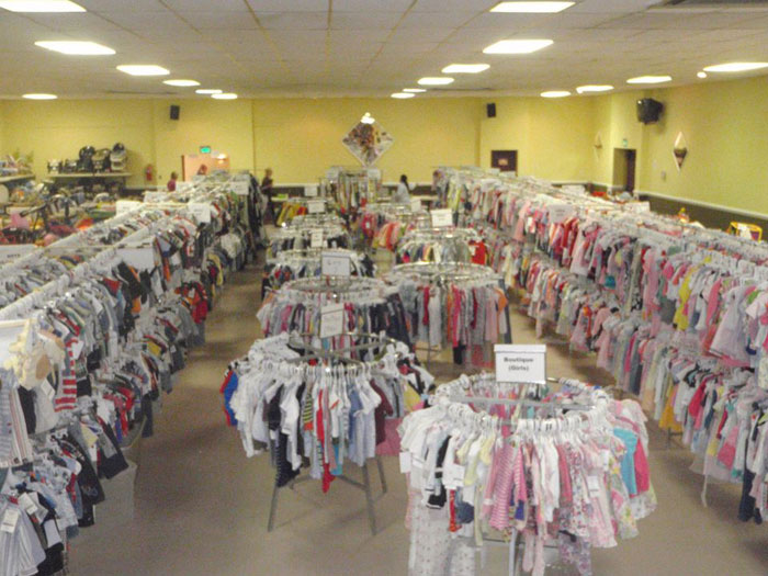Annapolis Mothers of Multiples Fall Kid's Consignment Sale
