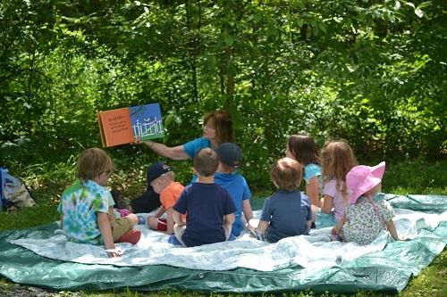 Little Explorers Nature Preschool at Ladew Gardens--Monarch Migration