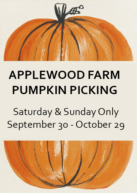 Applewood Farm Pumpkin Picking