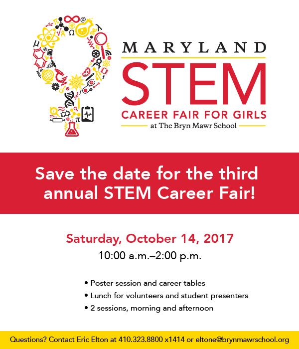 Maryland STEM Career Fair for Girls