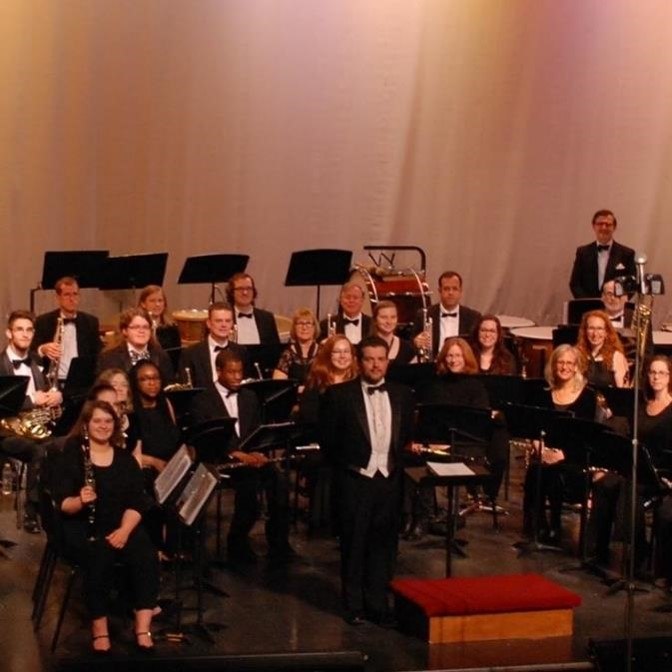Hunt Valley Wind Ensemble Fall Concert