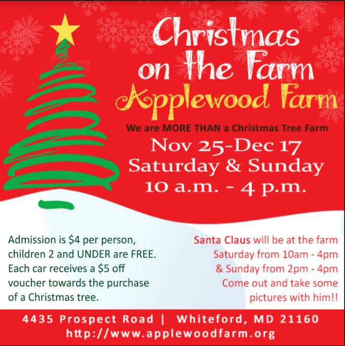 Christmas at Applewood Farm