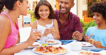 "<span class=""entry-title-primary"">On the Menu</span> <span class=""entry-subtitle"">Restaurants continue to draw parents and their kids</span>"
