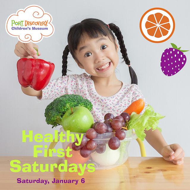 Healthy First Saturday