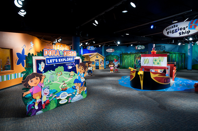 President's Day Weekend & Closing Weekend for Nickelodeon's Dora & Diego – Let's Explore!