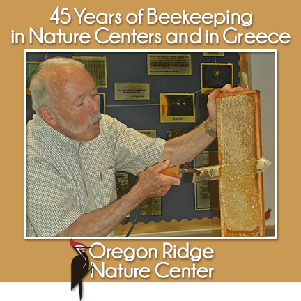 "Central Maryland Beekeepers Association – Speakers Series: ""45 Years of Beekeeping in Nature Centers and in Greece"""