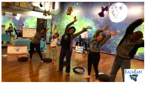 Dance & Bmore LIVE with the FazaFam Family Jam!