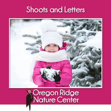 Shoots and Letters – Winter Scavenger Hunt