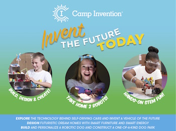 Camp Invention at Harford Day School