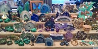 Atlantic Coast Gem, Mineral, Jewelry and Fossil Show