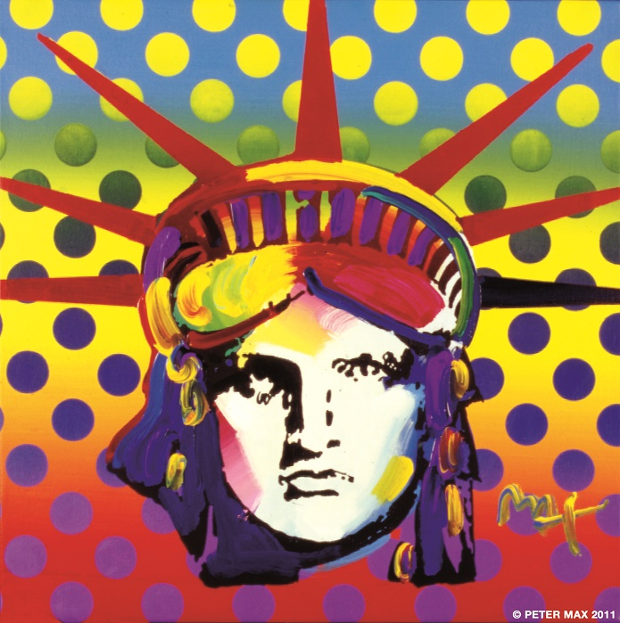 Peter Max – The Retrospective: 1960 - 2018
