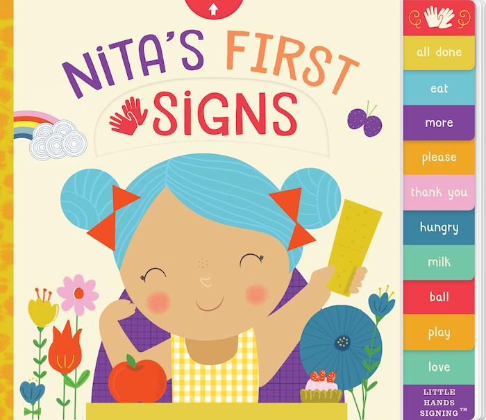 Kathy MacMillan: Nita's First Signs