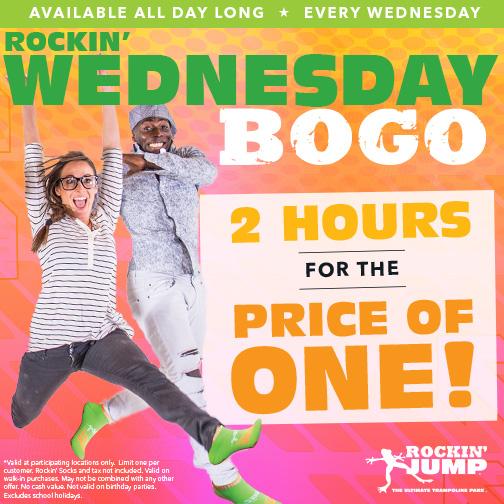 Rockin' Wednesday