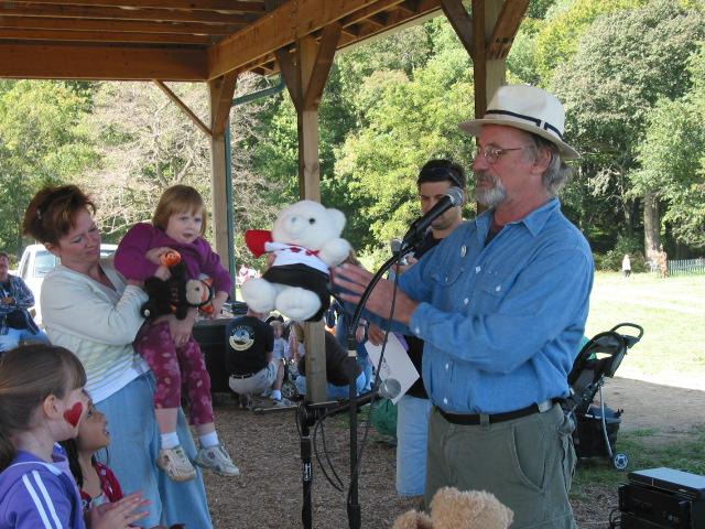 Teddy Bear Farm Visit