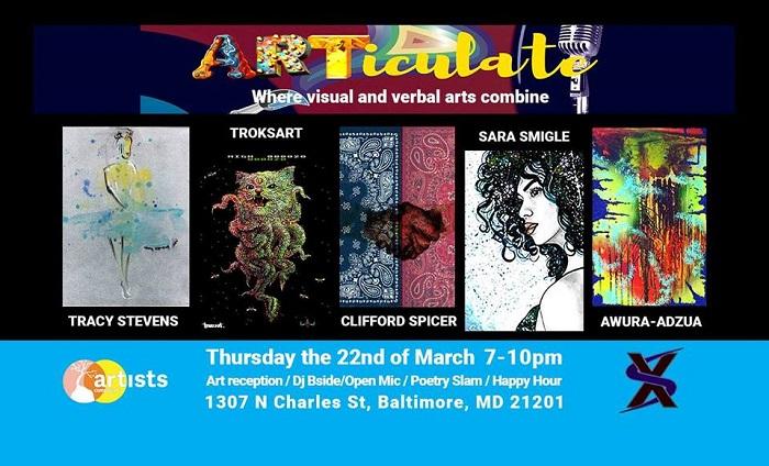 ARTiculate: When Words Fail, Music and Art Speak