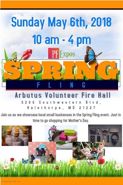 Arbutus Spring Fling