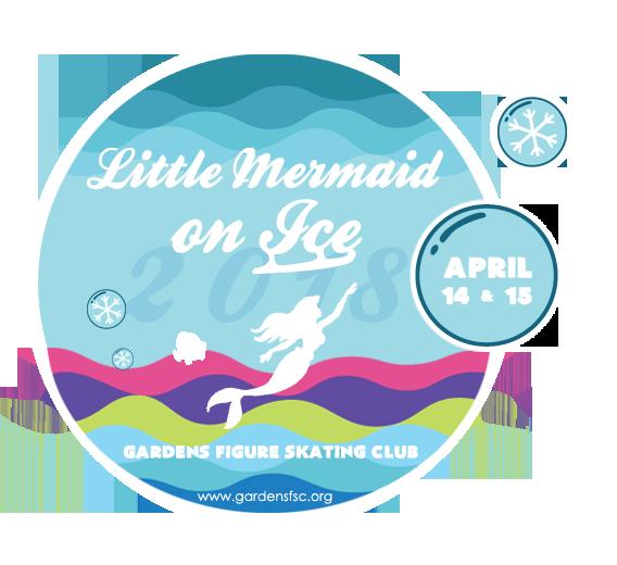 Little Mermaid on Ice!