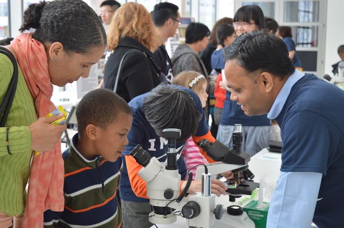 Science Happens Here! IMET Open House