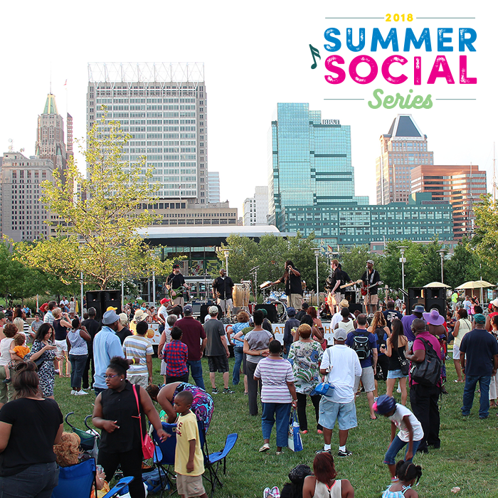 Summer Socials at West Shore Park