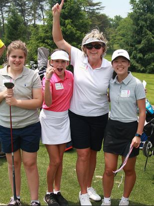 Junior Girls Golf Season Opener