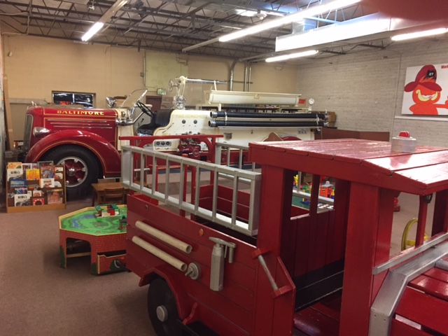 Summer Hours at The fire Museum
