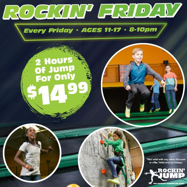 Rockin' Friday