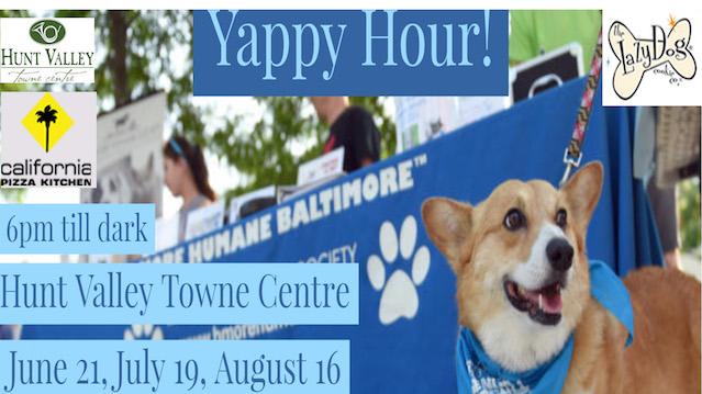 Yappy Hour! Vodka, Pups, & Cookies
