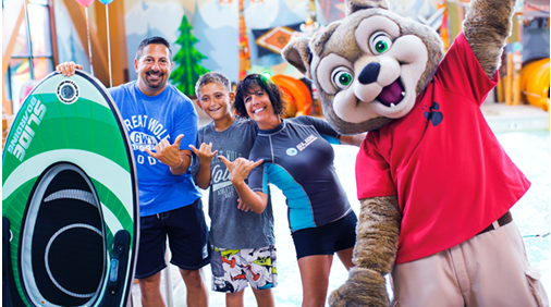 Celebrate Family Fun For The Entire Family At Great Wolf Lodge For July 4th – And All Summer Long!
