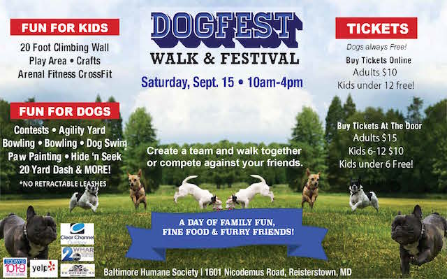 Dogfest! The Ultimate Furry Fun & Games Family Experience